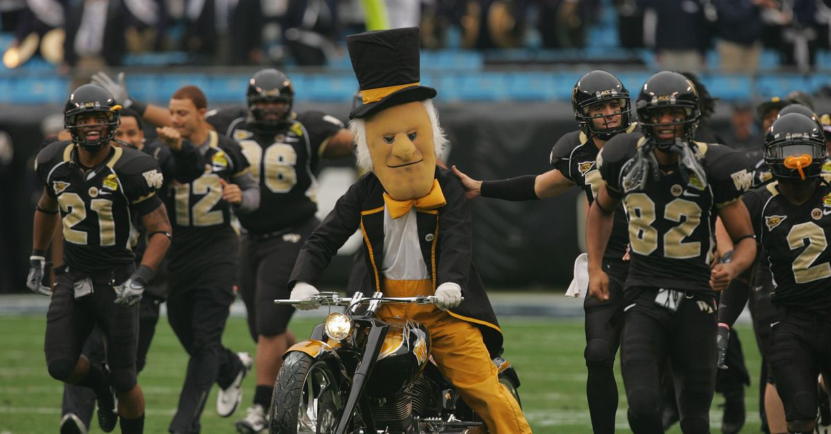 Wake Forest? I Don't Believe in Them...Hate!