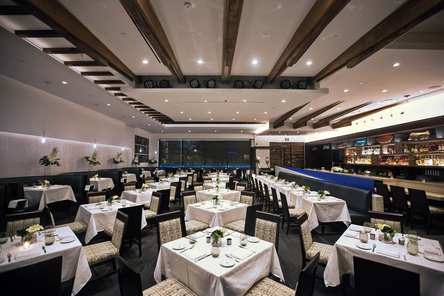 Dave koz lounge brings cool jazz and heavy noodles to beverly hills