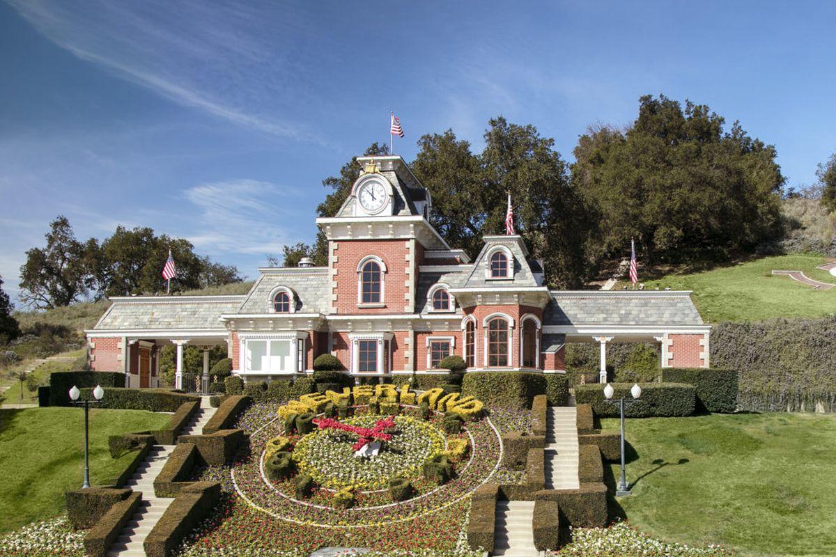 Michael Jackson S Neverland Ranch Gets 33m Price Chop