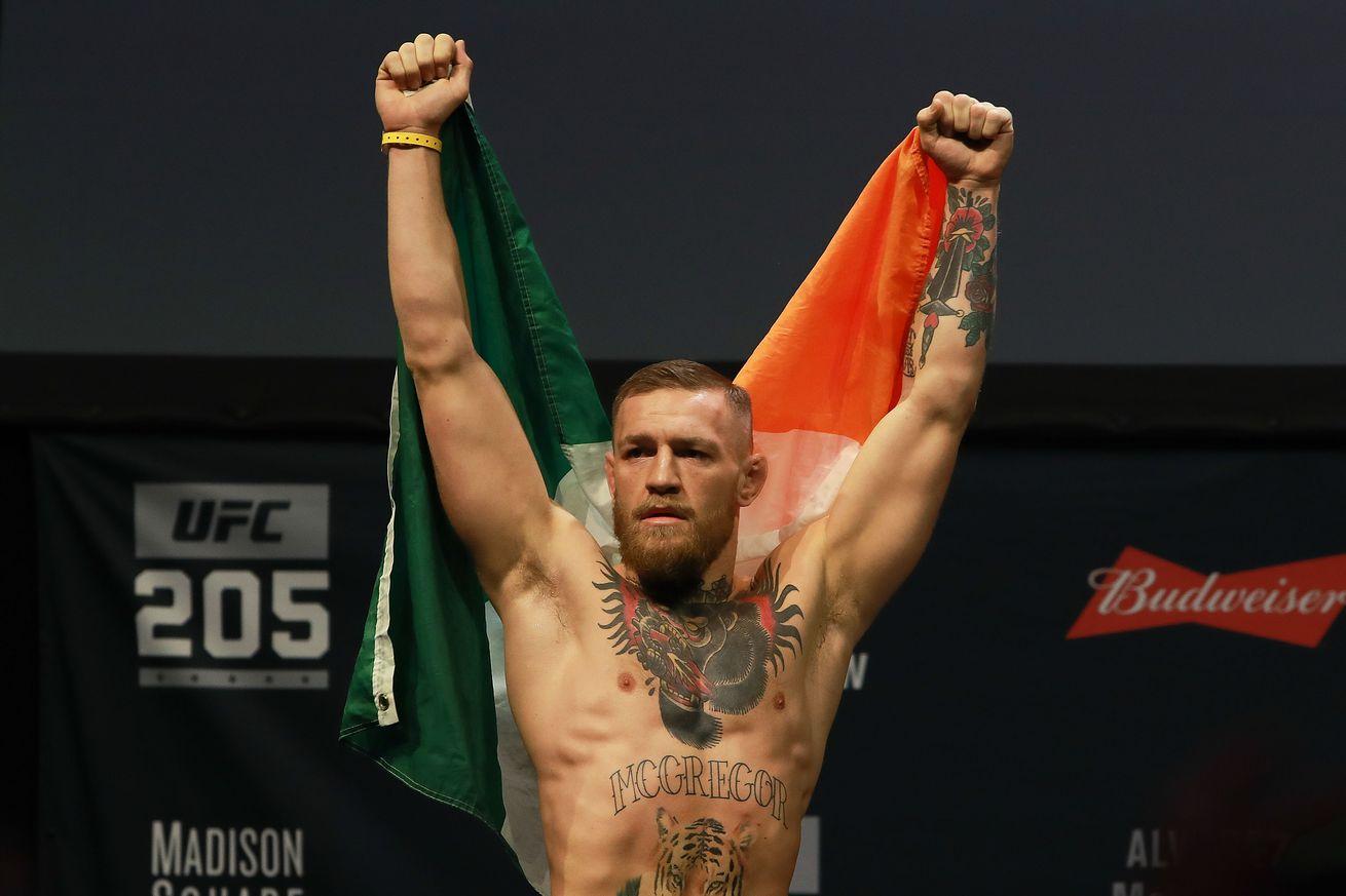 An arena in Las Vegas has reportedly been reserved for Conor McGregor versus Floyd Mayweather in June