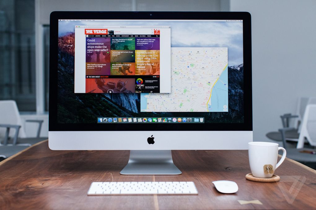 Apple Imac Review Two Sizes Of Retina The Verge