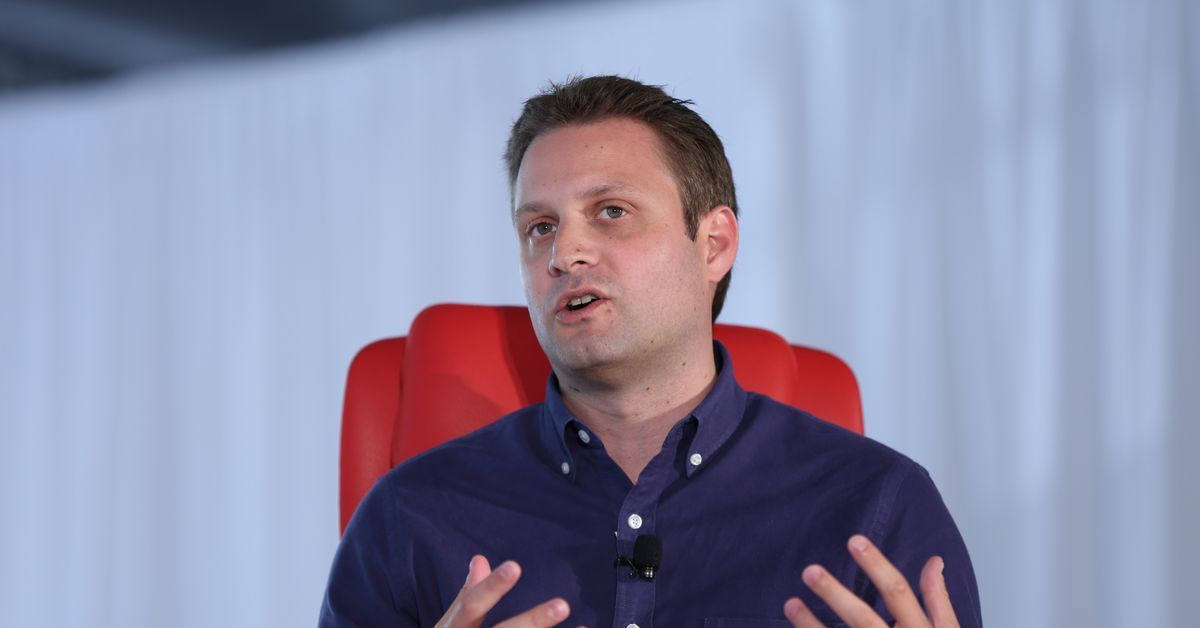 photo image Blue Apron CEO Matt Salzberg: We're not Amazon-Whole Foods, and we're not trying to be