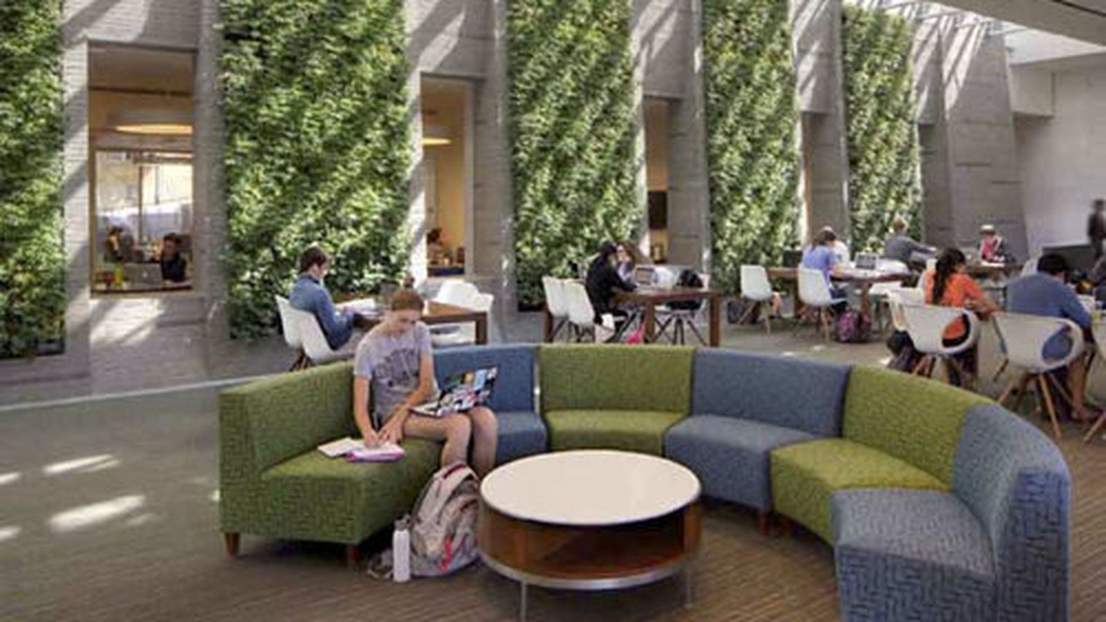 Georgetown University Wins 3 Aia Awards For Student Center Curbed Dc