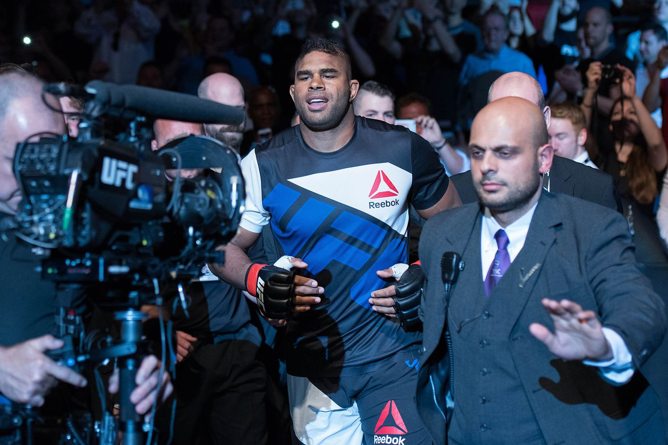 Alistair Overeem cautions Stipe Miocic about sneaky Fabricio Werdum