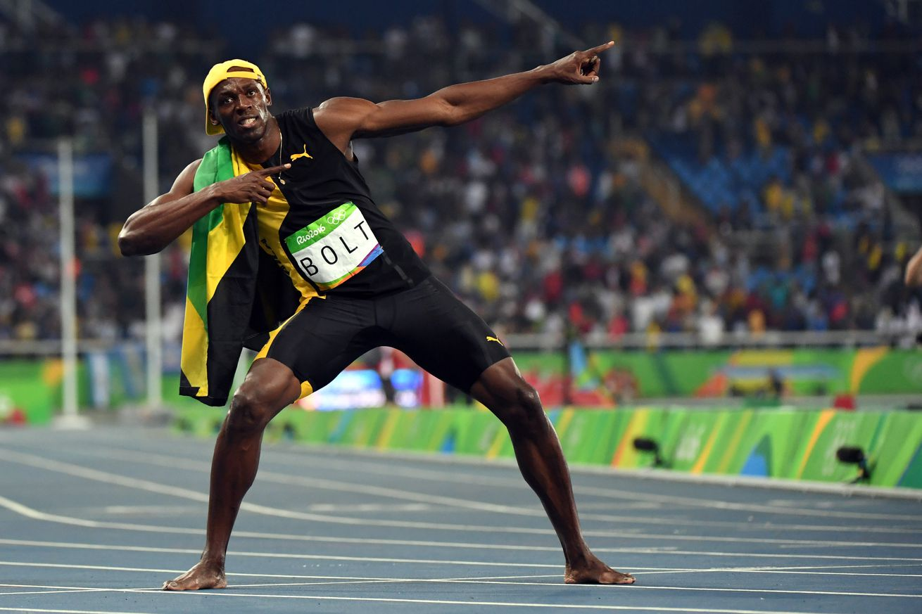 Usain Bolt Wins Third Olympic Gold in 100m - Stride Nation