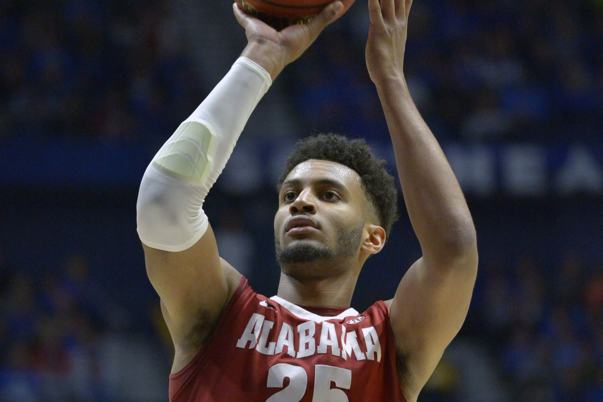 Alabama's Key declares for National Basketball Association draft, doesn't hire agent