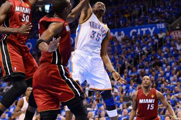 Thunderstruck: Oklahoma City Storms Back In Game 1 ...