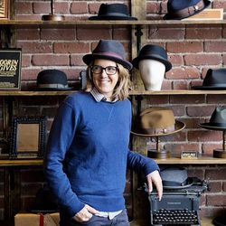 What The Crew At Goorin Bros Wears To Work Racked Sf