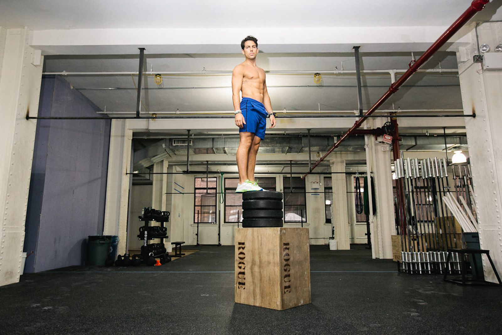 Hottest Trainer Contestant 8 Will Lanier Racked Ny