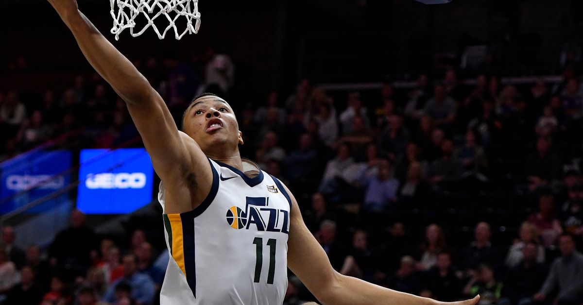 the downbeat a �more assured� dante exum has slc dunk