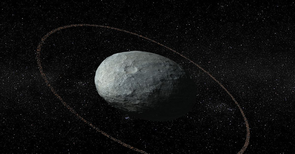 dwarf planets haumea - photo #7