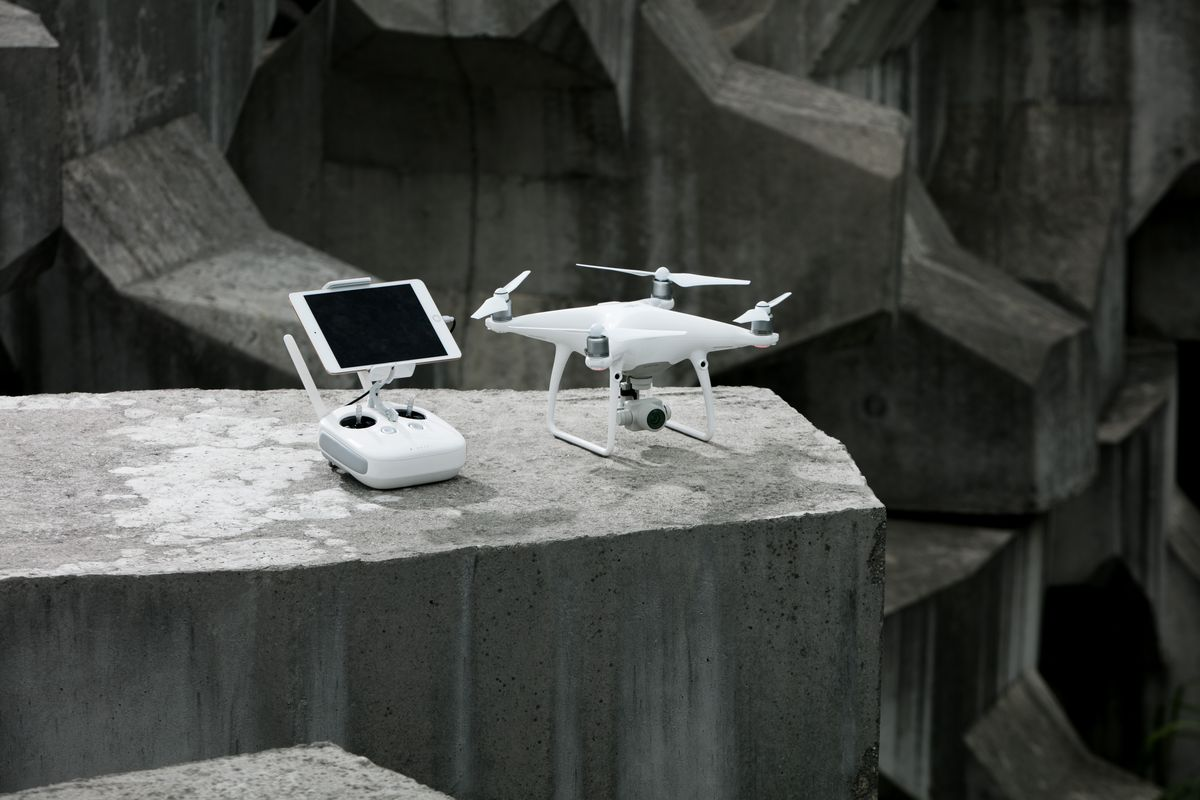 DJI Phantom 4 Advanced Takes Lineup's Original Drone Out Of Commission