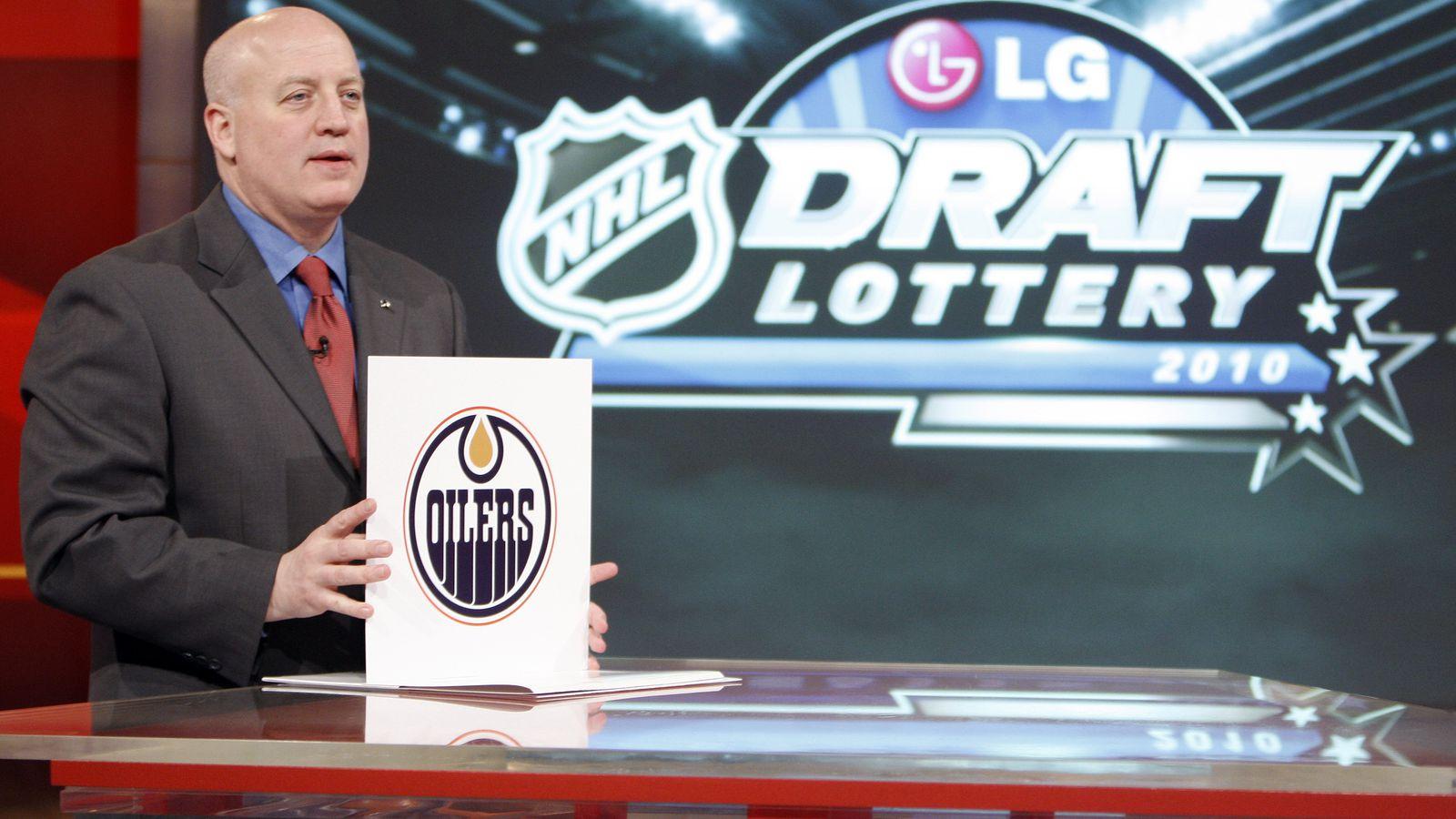 Nhl draft lottery date in Australia