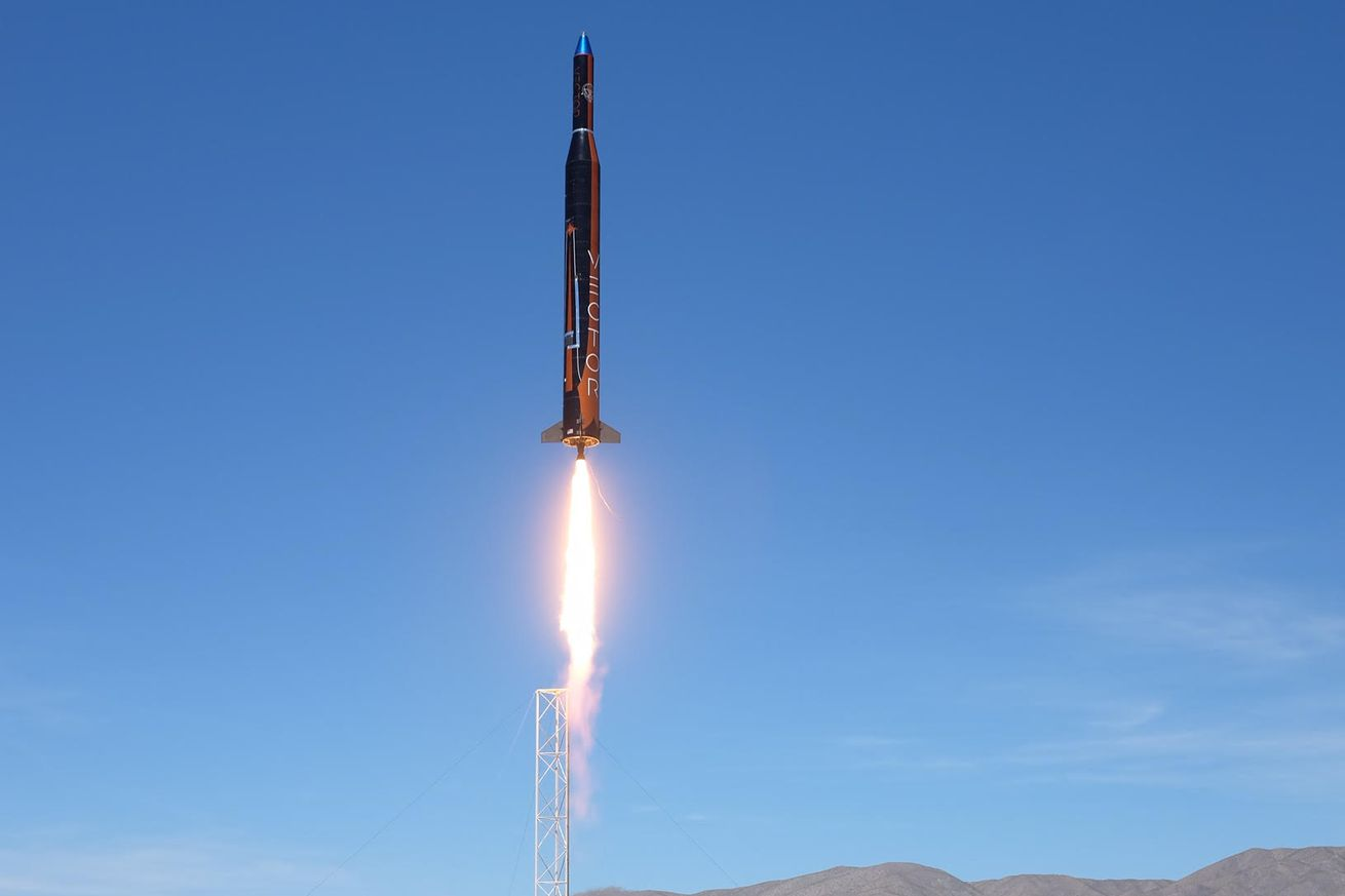 Vector successfully launches its micro-satellite with a 3D-printed part