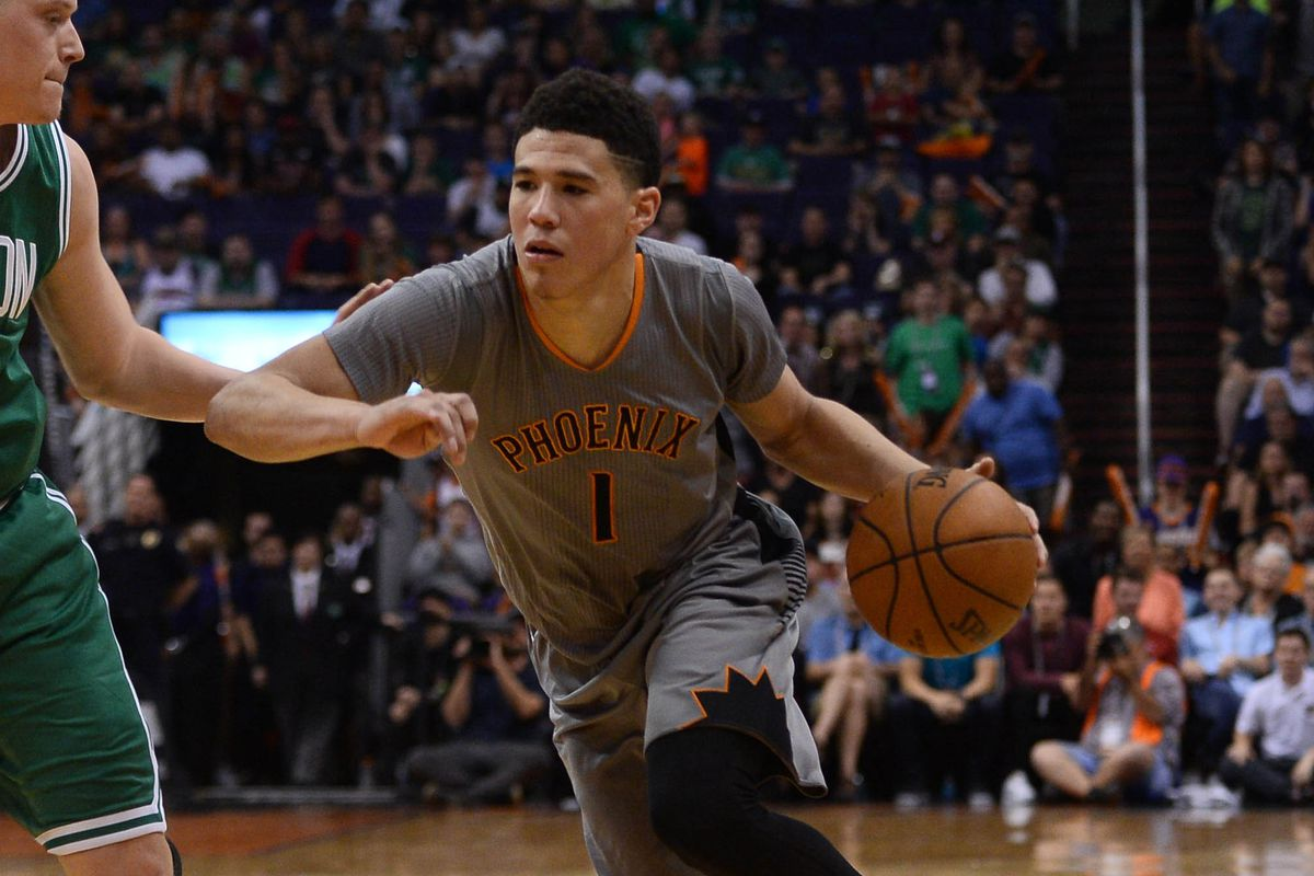 HISTORY: Phoenix Suns guard Devin Booker shatters National Basketball Association, team records vs. Celtics