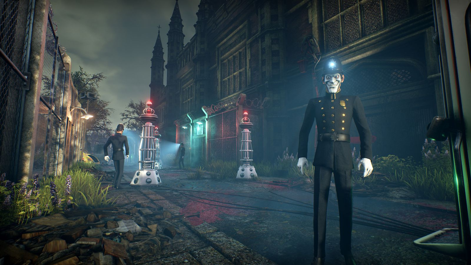 We Happy Few Is About Drugs And Nazis And Whatever You -9973