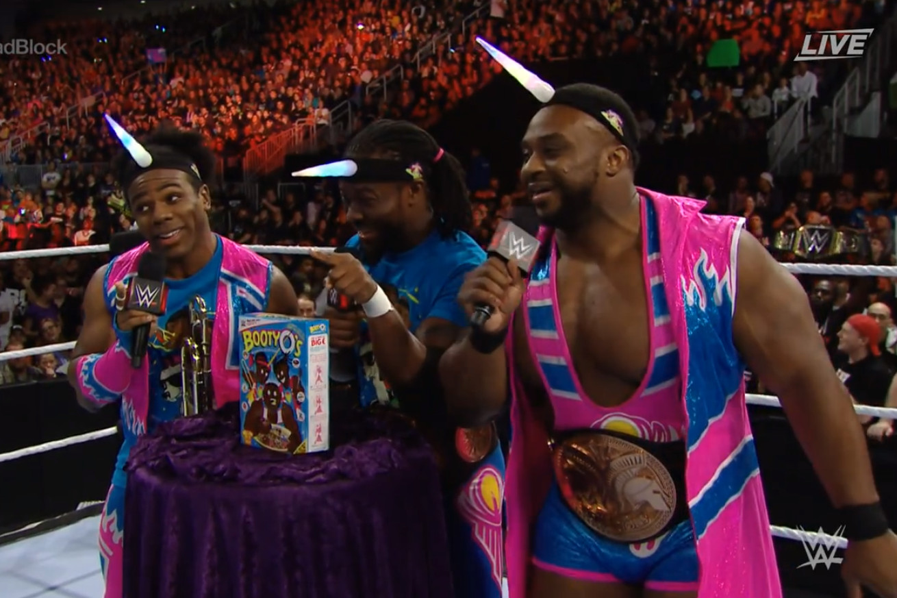 Image result for the new day booty o's cereal