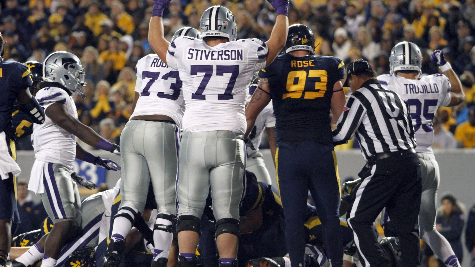 NFL Jerseys Outlet - 77 DAYS TO KICKOFF: Boston Stiverson - Bring On The Cats