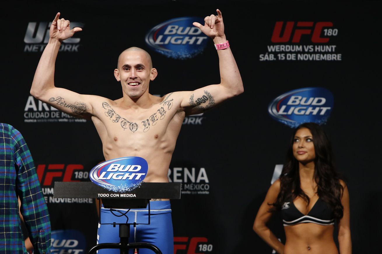 community news, Marlon Vera steps in to face Jimmie Rivera at UFC Fight Night 103