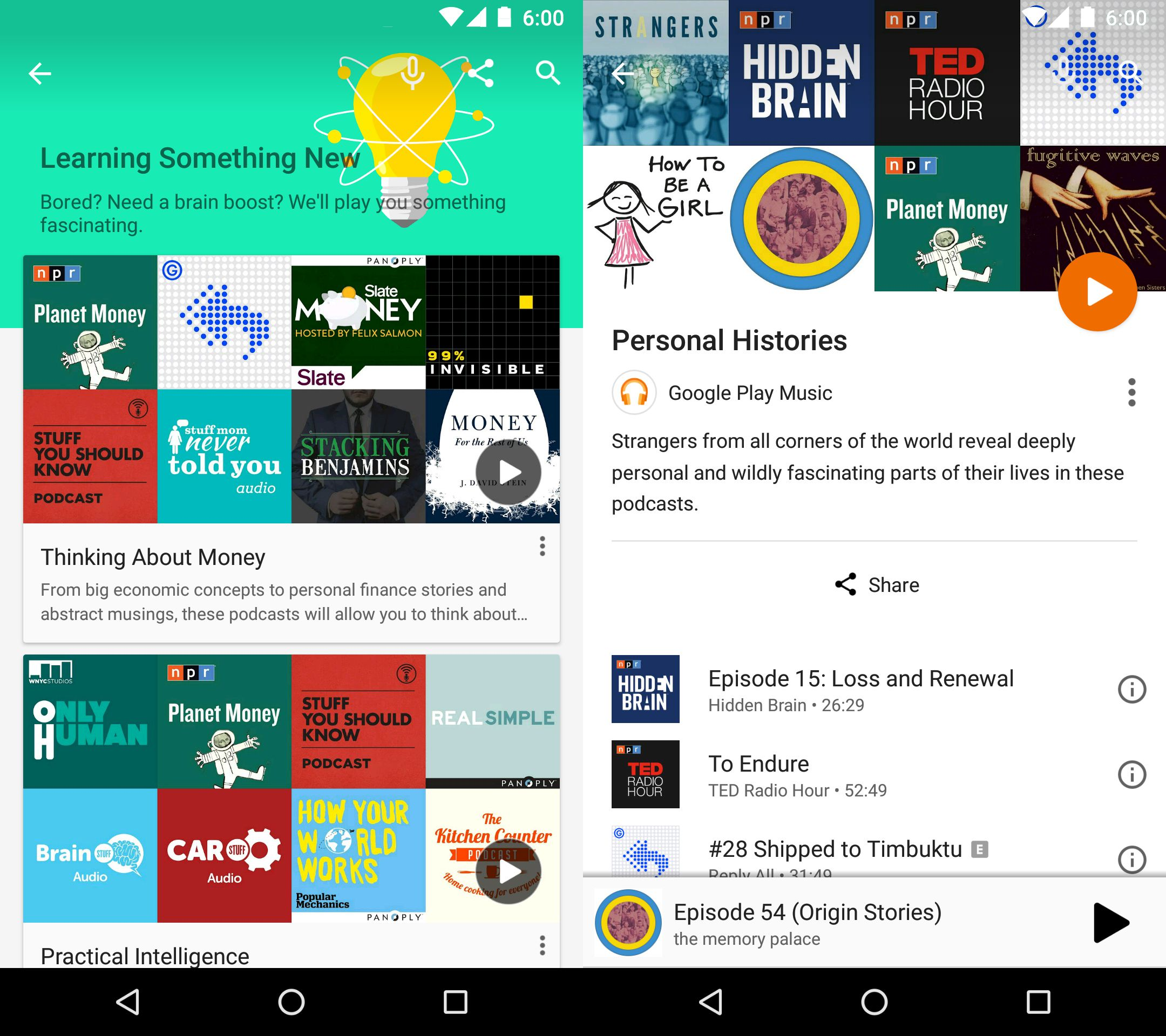 how to upload podcast to google play