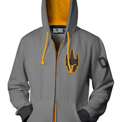 Reinhart's hoodie offering. No hammer included.