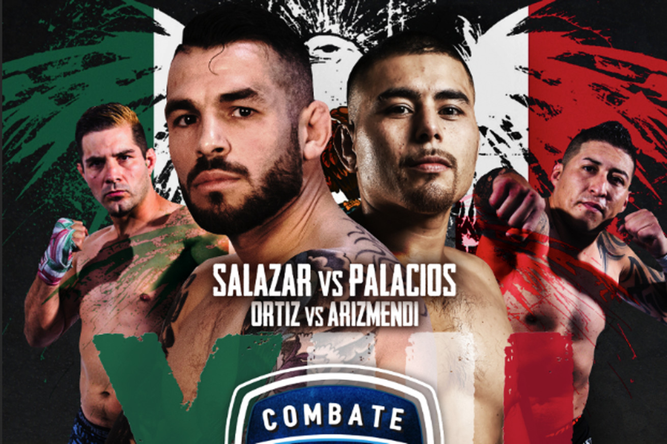 Combate Americas books 'Combate 13' for Azteca America on April 20 in Tucson