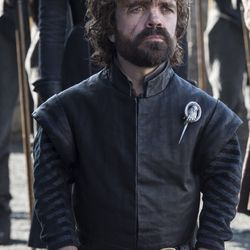 Tyrion Lannister, the hand of Queen Daenerys.