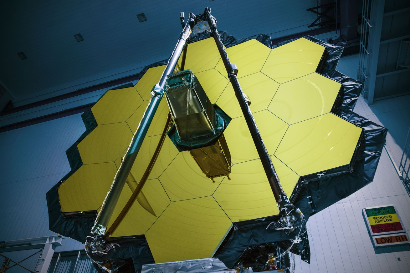 NASA's next big space telescope is about to get extremely cold to prep for launch