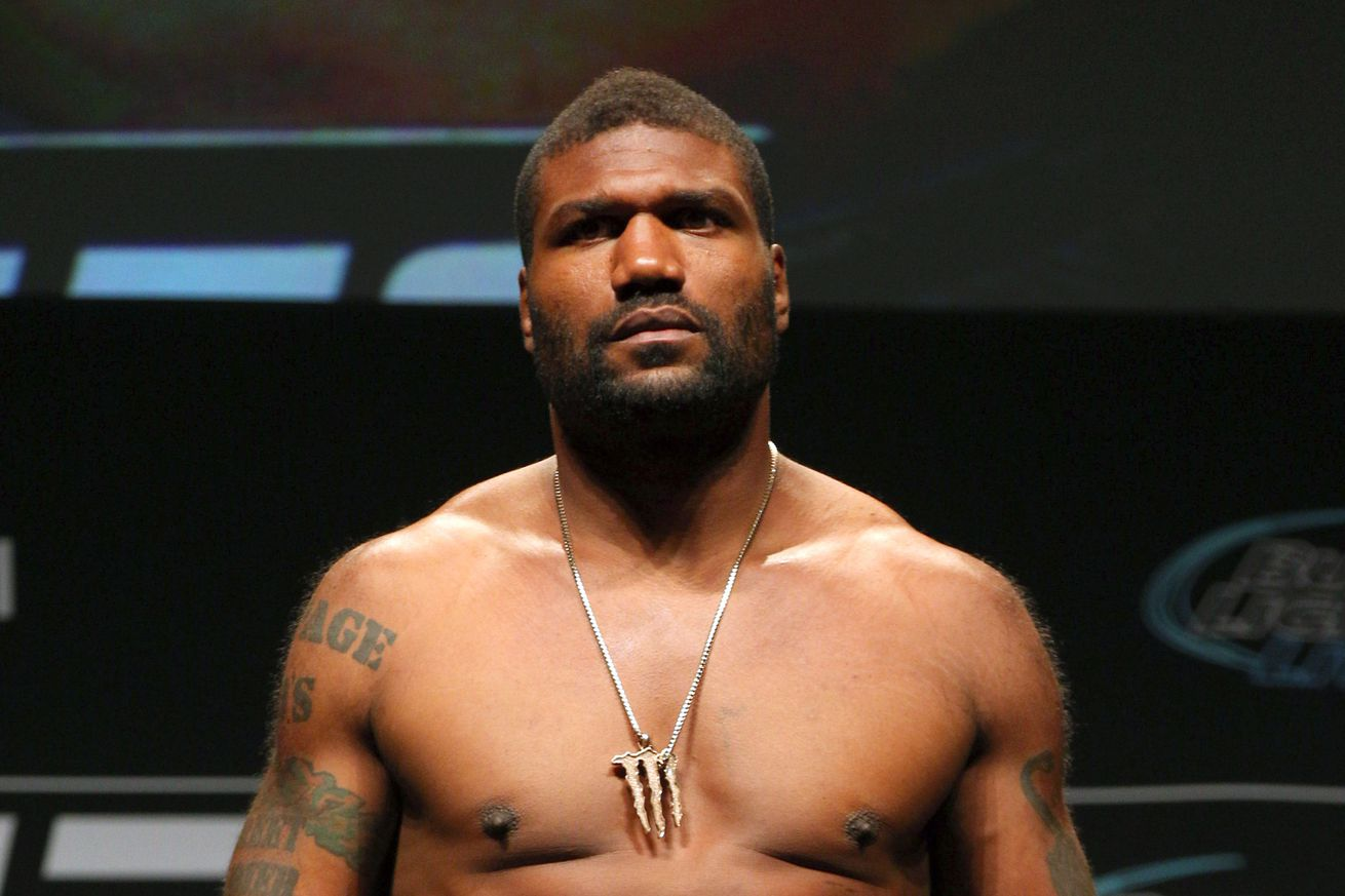 Rampage Jackson planning to weigh 260 for 'King Mo' rematch at Bellator 175