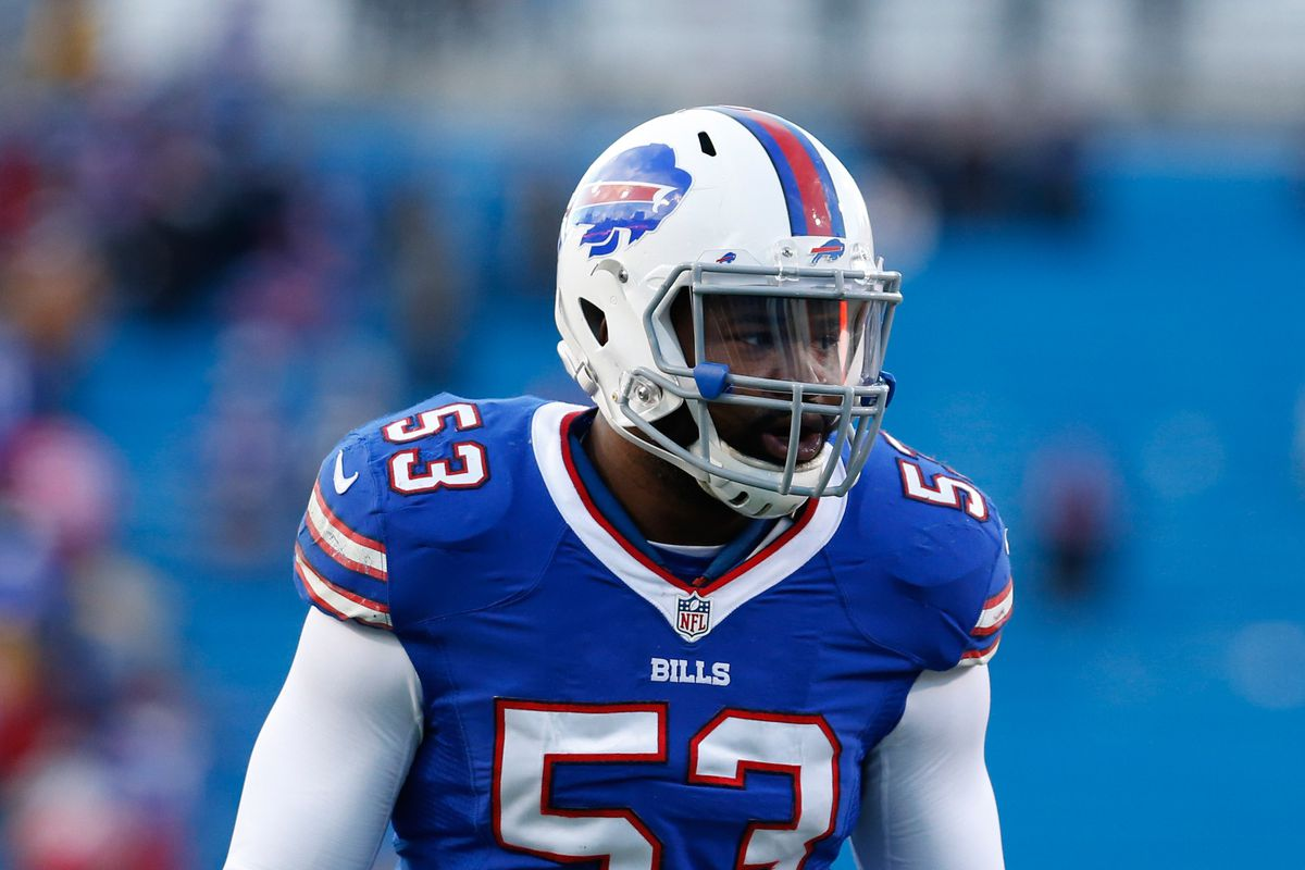 Free agent LB Zach Brown meeting with Dolphins