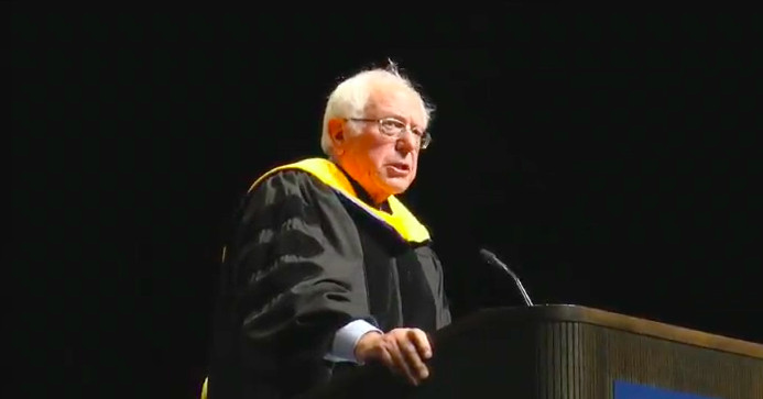 Read: Bernie Sanders's big foreign policy speech