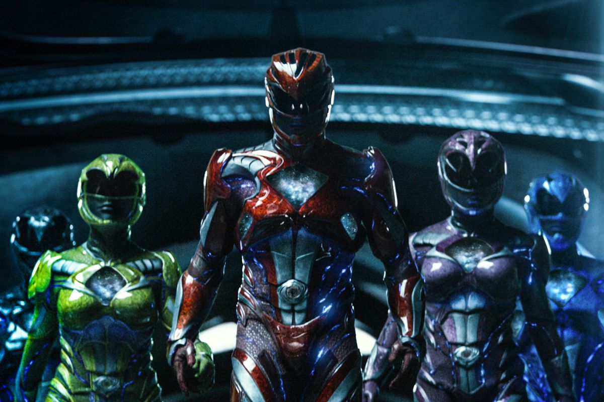 'Power Rangers': A superhero movie too far?