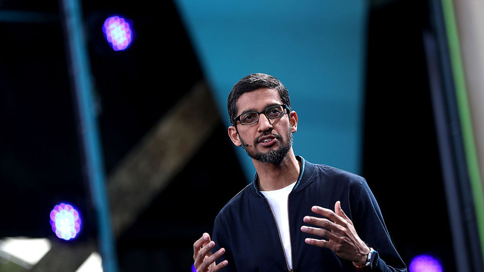 photo image Google is seeing more requests for user data worldwide, but it's responding to fewer