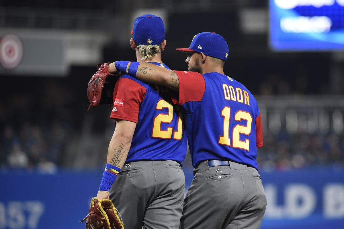 Texas Rangers rumors: Rougned Odor extension?
