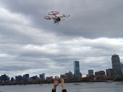 Apple plans to fly drones to improve its maps