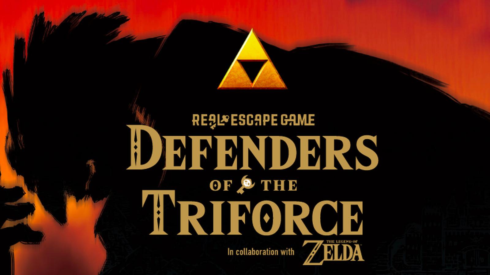 Legend Of Zelda Escape Rooms