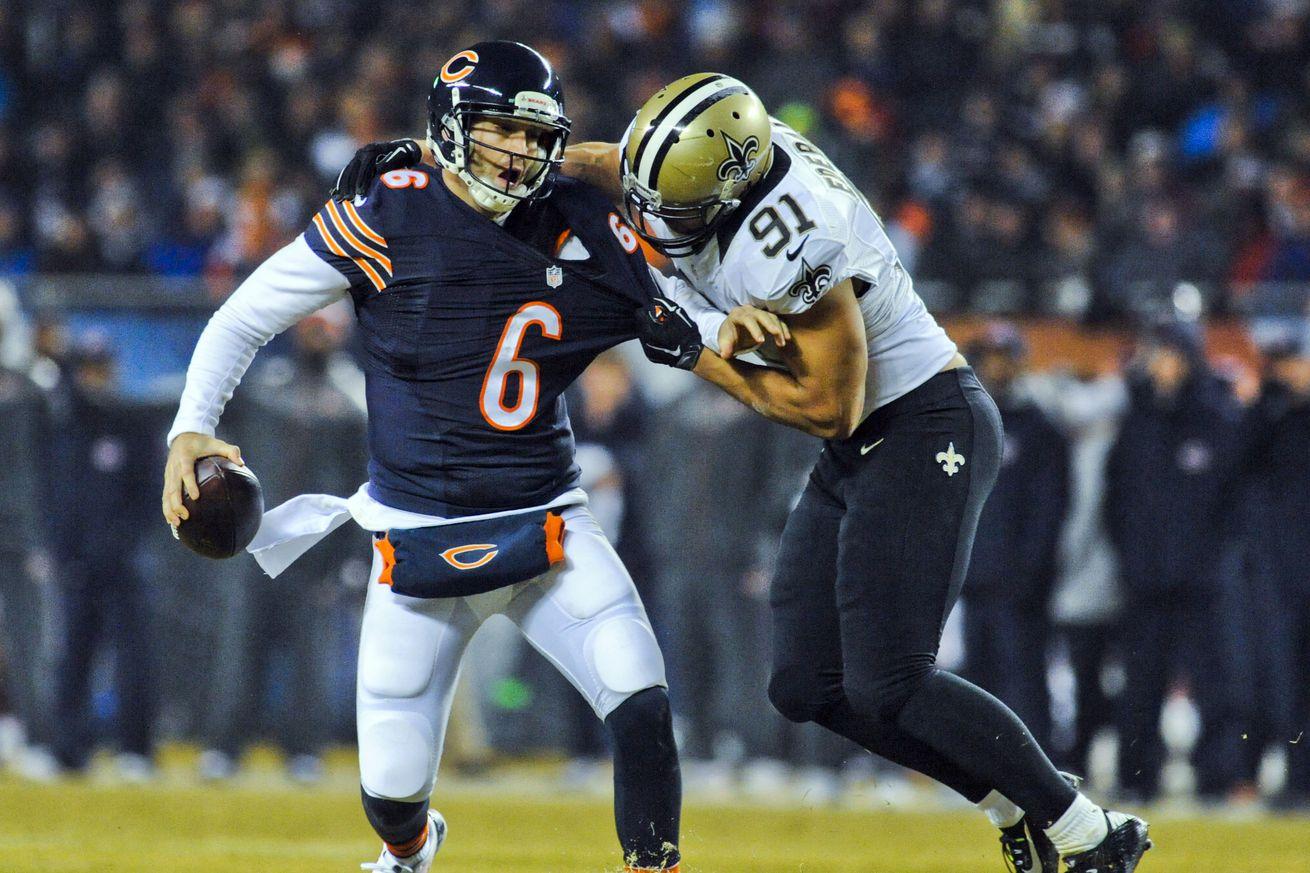 Nike NFL Jerseys - Chicago Bears Sackwatch 2014: Week 15 vs. New Orleans Saints ...