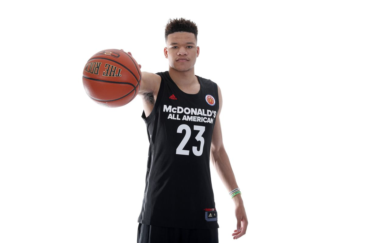 Five-star forward Kevin Knox sets in-home visits