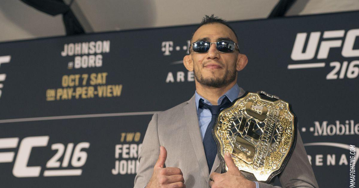 UFC 216 salaries: Tony Ferguson cashes $500,000 for interim title win