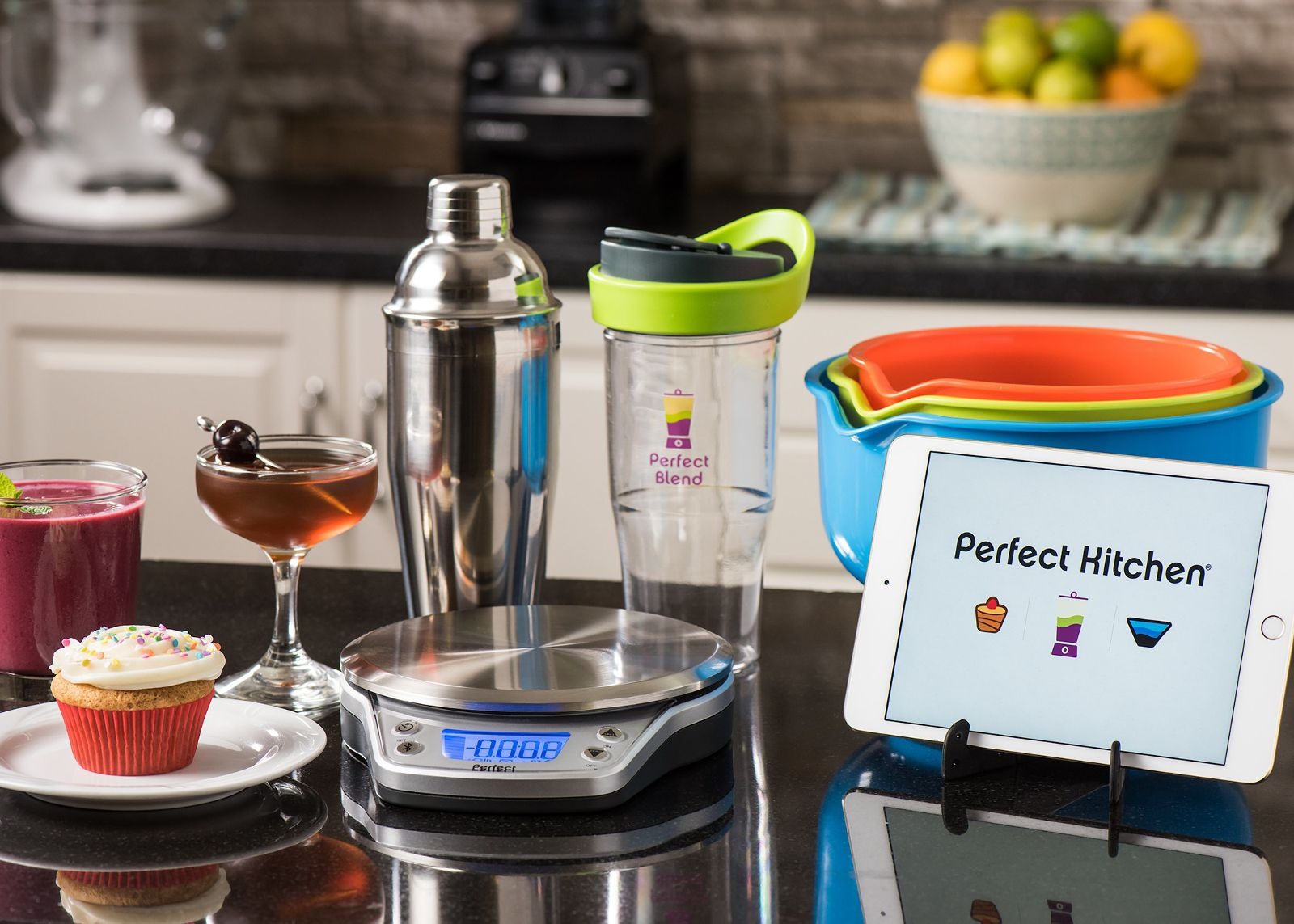 This 130 kitchen scale is an expensive way to learn to for Perfect kitchen pro smart scale and app system