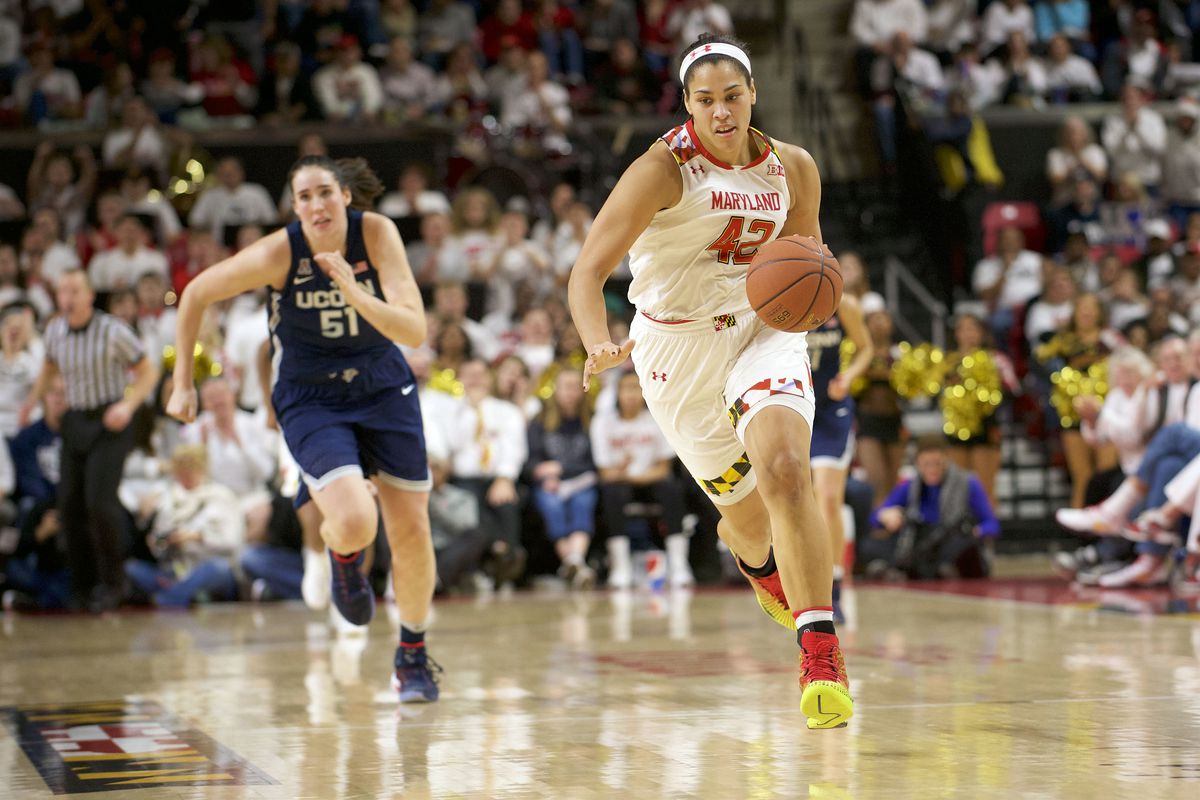Ohio State forward selected by CT in WNBA Draft