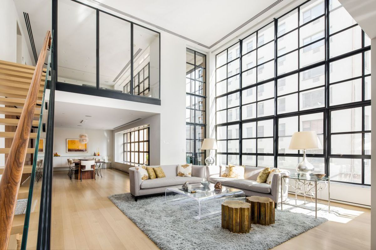 For 18m A Gut Renovated West Village Duplex With Design