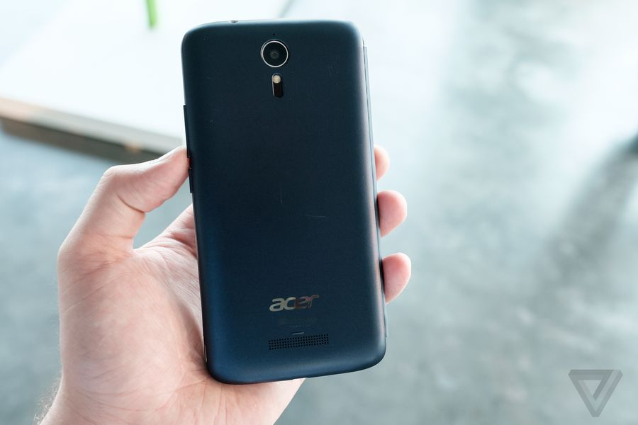 Acer S Liquid Zest Plus Phone Has A Ridiculous Name And