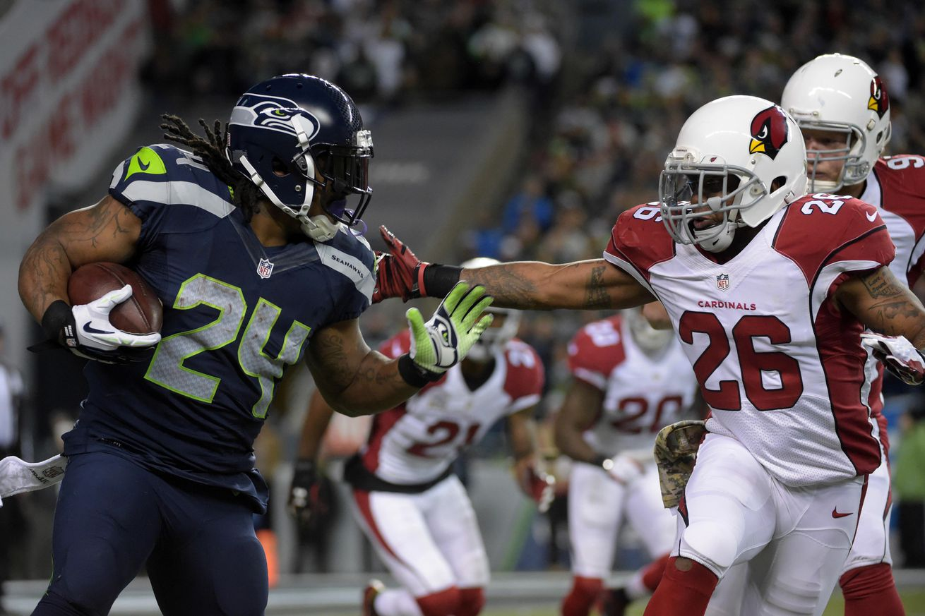 How significant an impact do you foresee for Marshawn Lynch in 2017?