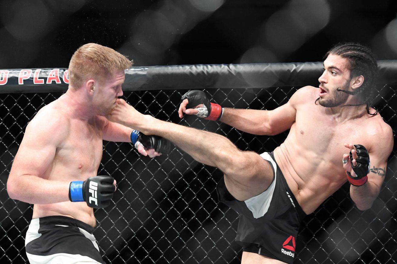 community news, UFC Fight Night 105 fight card: Elias Theodorou vs Cezar Ferreira preview