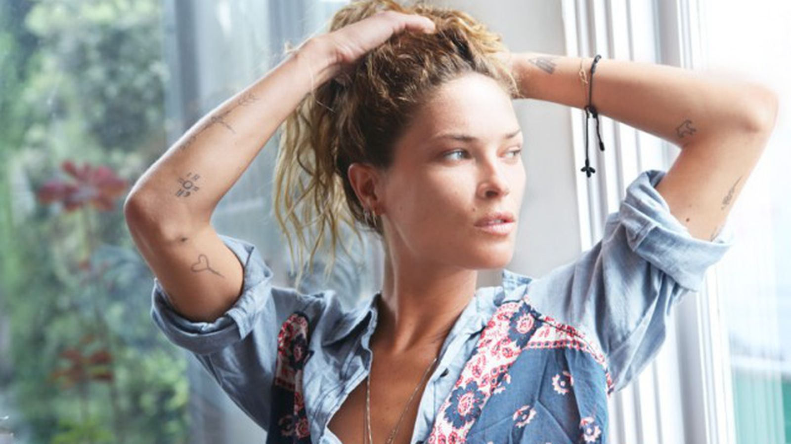 6 pieces of hippie wisdom from model actress erin wasson