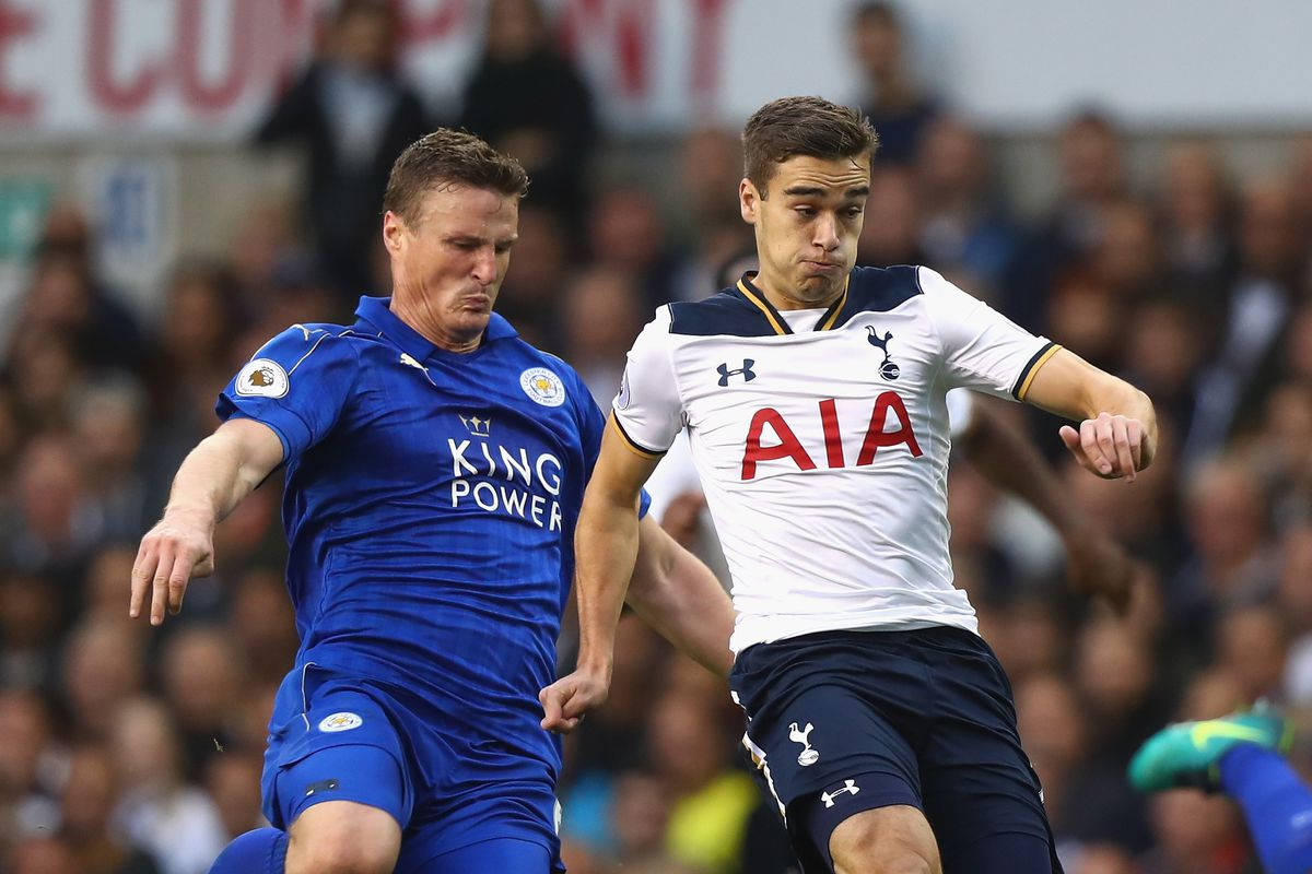 Spurs beat Man United to finish 2nd in Premier League