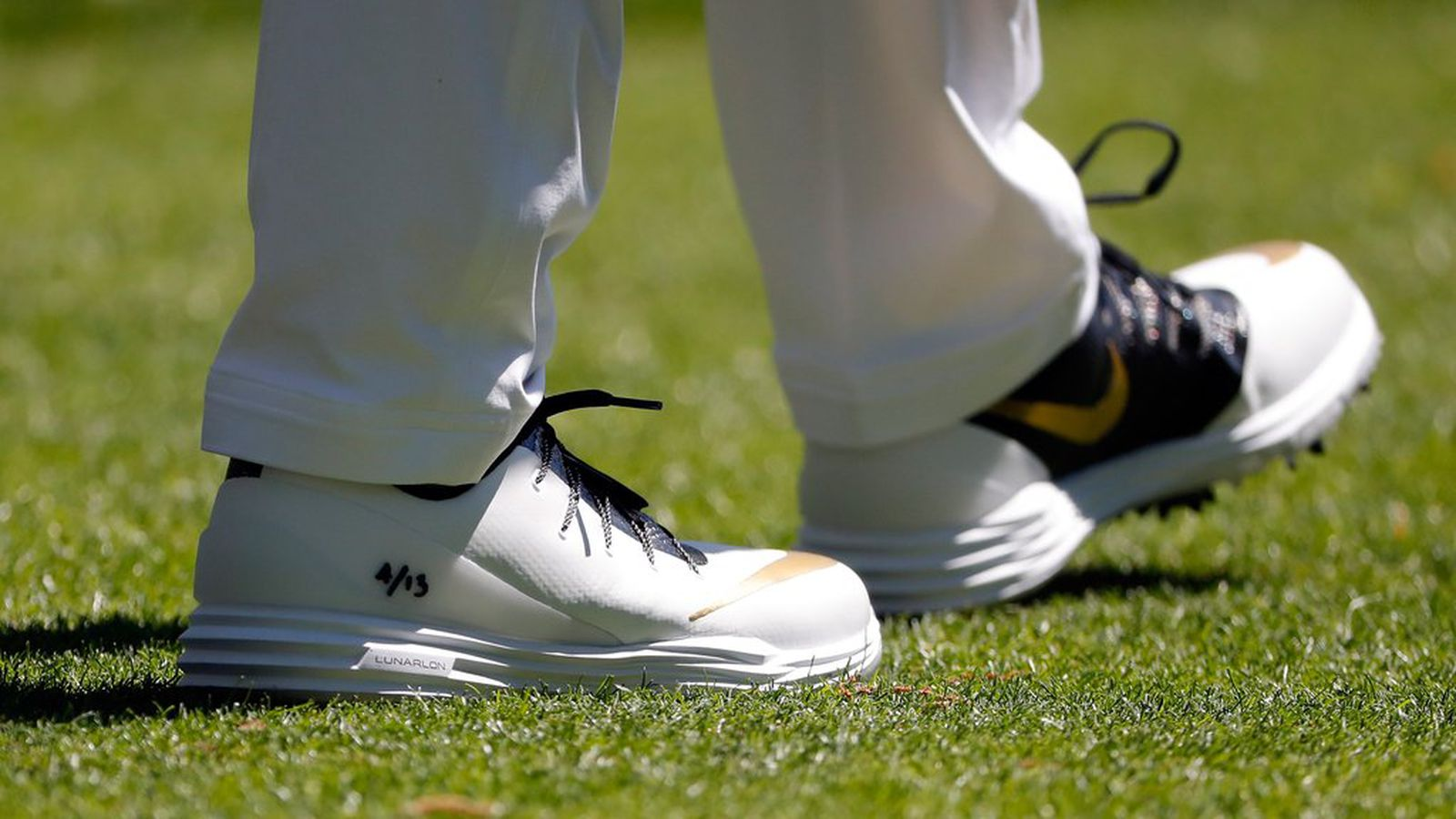 Phil Mickelson Golf Shoes Masters