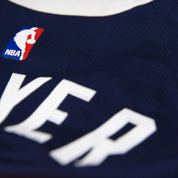 Player font unchanged. But the collar is now all gold and trim of shoulders is all gold.