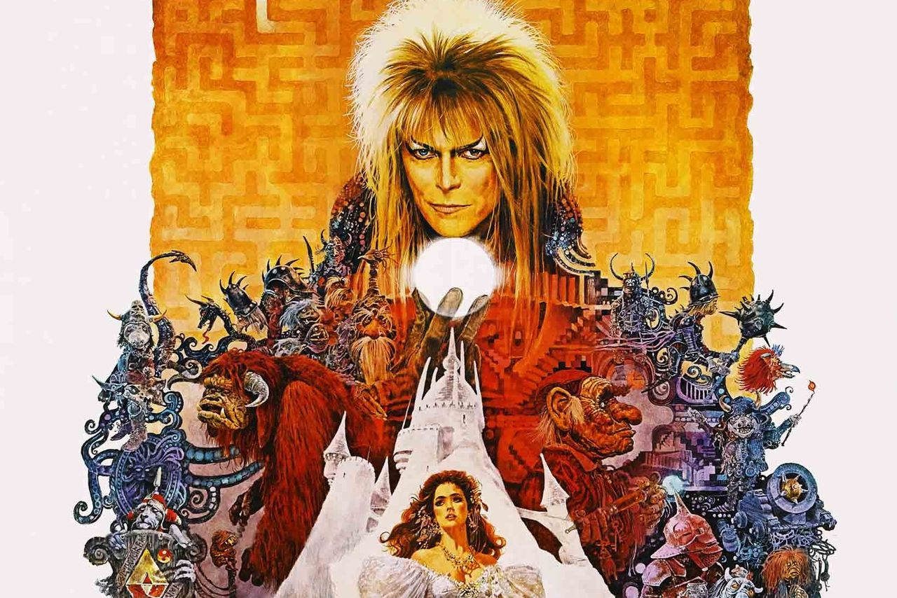 David Bowie's 1986 film Labyrinth is getting a sequel ... Labyrinth Cast
